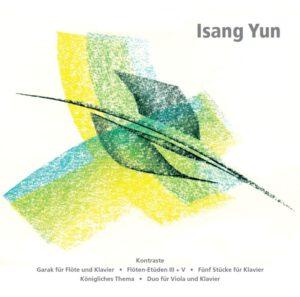 Isang Yun - CD 7 (CD IYG 007 der Internationalen Isang Yun Gesellschaft e.V., © 2008, ℗ 2008)