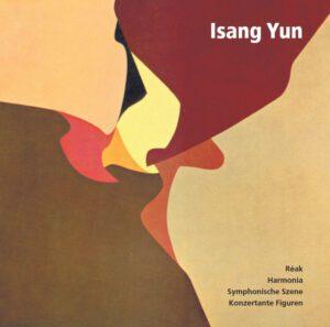Isang Yun - CD 8 (CD IYG 008 der Internationalen Isang Yun Gesellschaft e.V., © 2010, ℗ 2010)