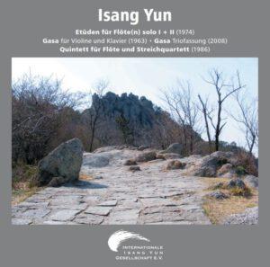 Isang Yun - CD 9 (CD IYG 009 der Internationalen Isang Yun Gesellschaft e.V., © 2013, ℗ 2013)