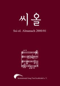 Ssi-ol. Almanach 2000/01