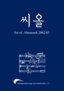 Ssi-ol. Almanach 2002/03