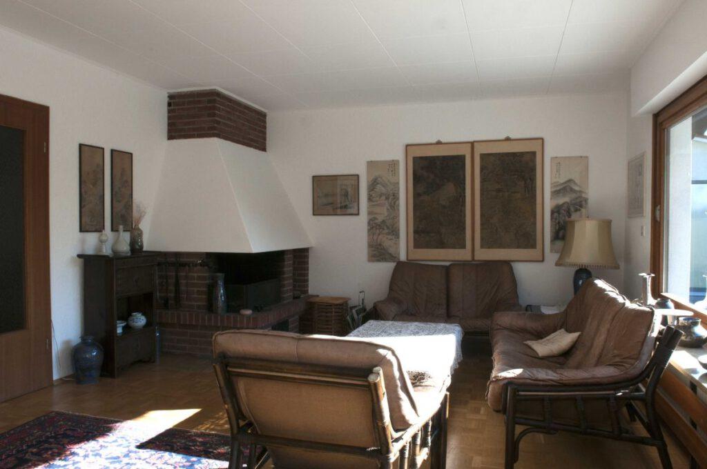 Yun-Haus - Wohnzimmer
